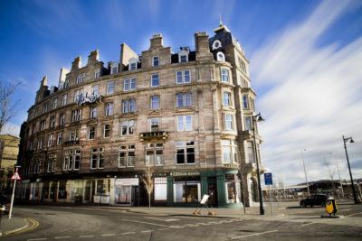 Hotel Malmaison, Dundee ©Samuel F.