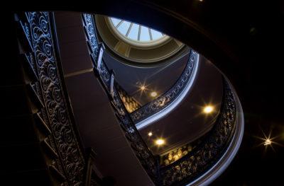 Hotel Malmaison, Interior Detail, Dundee ©Samuel F.