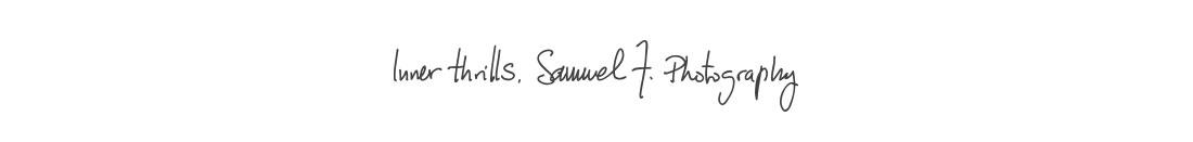 Samuel F. Inner Thrills Signature