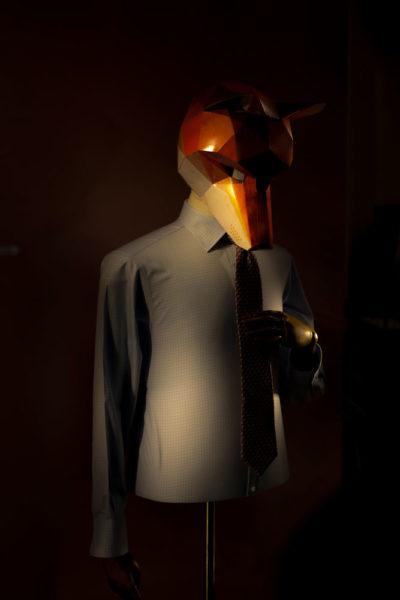 Mr Fox ©Samuel F.