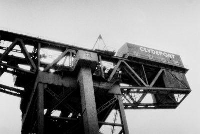 The Finnieston Crane ©Samuel F.