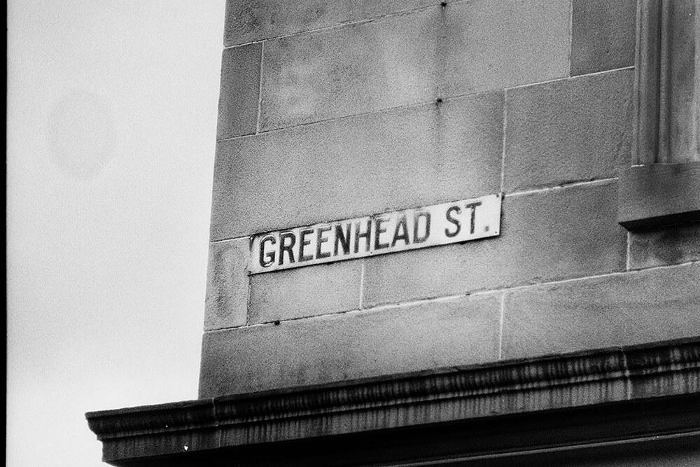 Greenhead Street ©Samuel F.