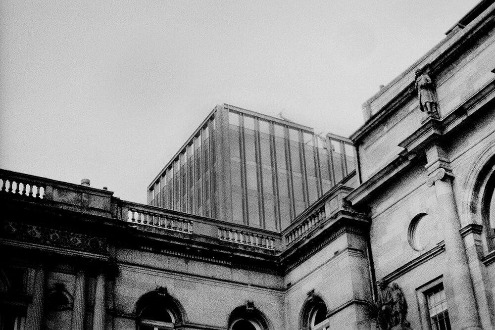 1 West Regent Street under construction ©Samuel F.