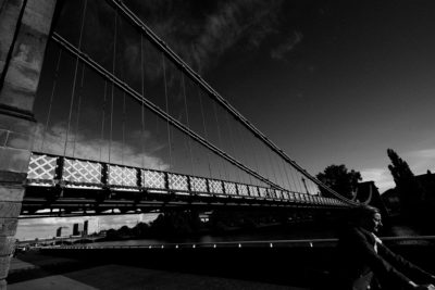 Suspension Bridge ©Samuel F.