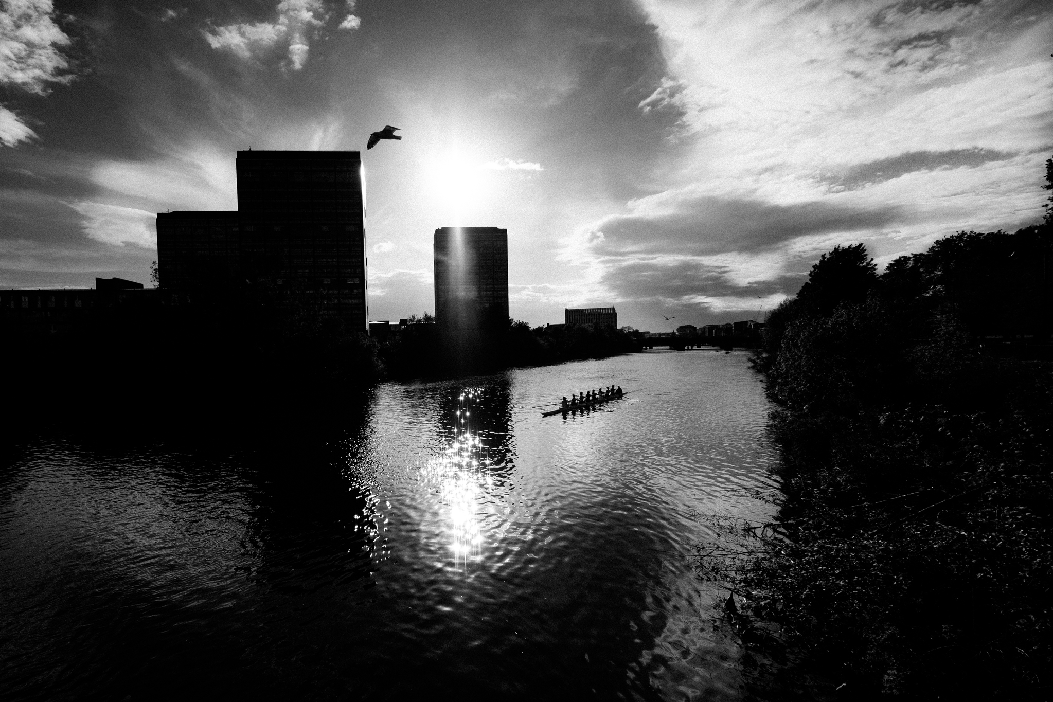 River Clyde, Glasgow ©Samuel F.