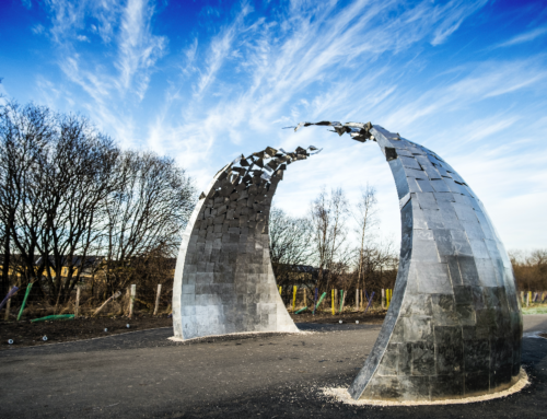 Cuningar Loop Sculpture – Glasgow