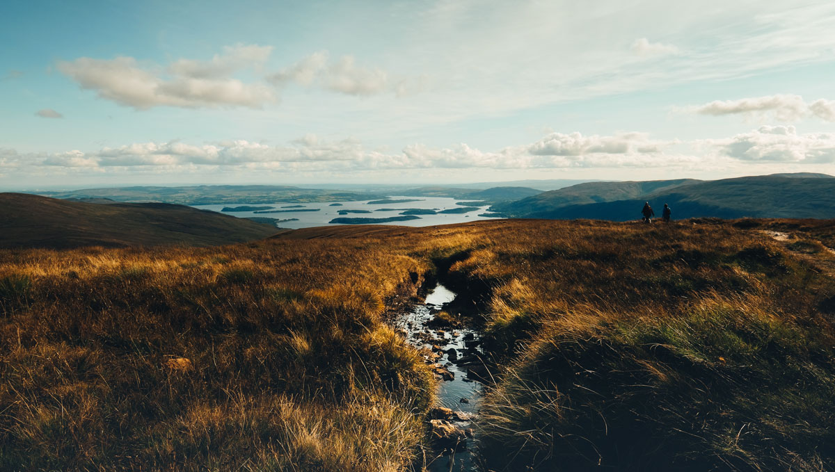 Ben Lomond - Loch Lomond ©Samuel F