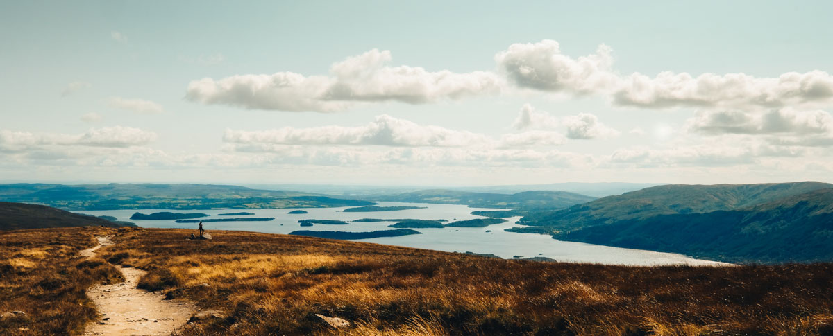 Loch Lomond ©Samuel F