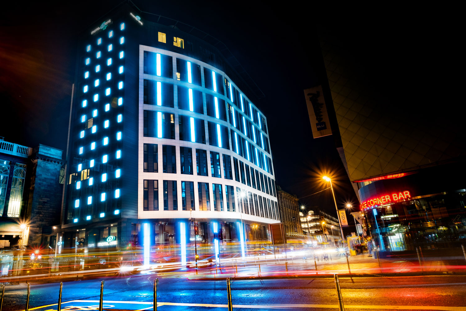 Motel one Glasgow ©Samuel-F