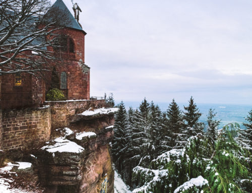Monastère St Odile